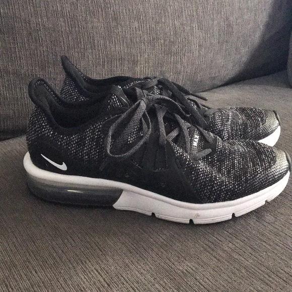 5ac54f8341505 Nike Air Max Sequent 3 Big Kids Style 922884-001